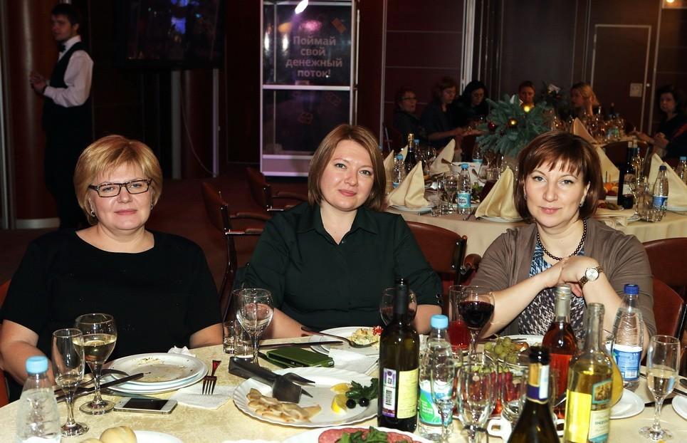 Вечер Бельевиков 2016